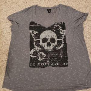 Torrid womans plus size 3 graphic tshirt
